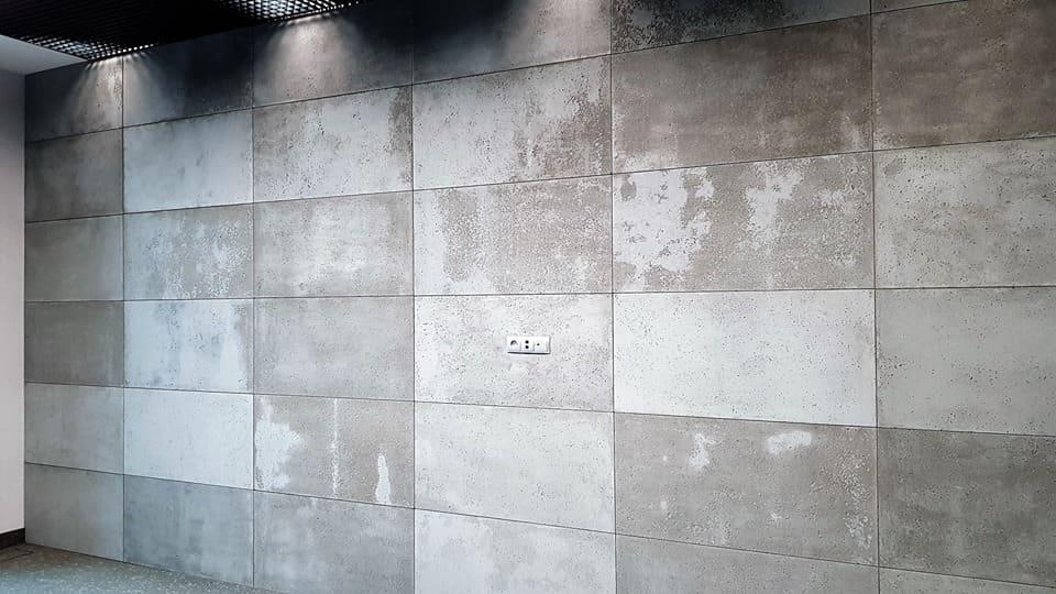 płyty betonowe industrial jasne